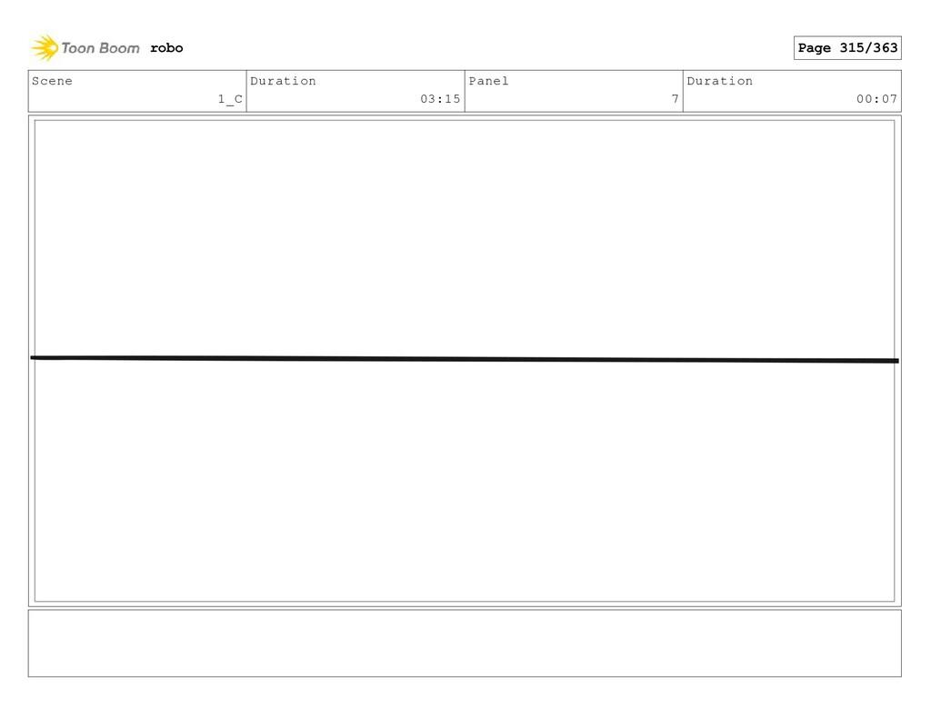 Scene 1_C Duration 03:15 Panel 7 Duration 00:07...
