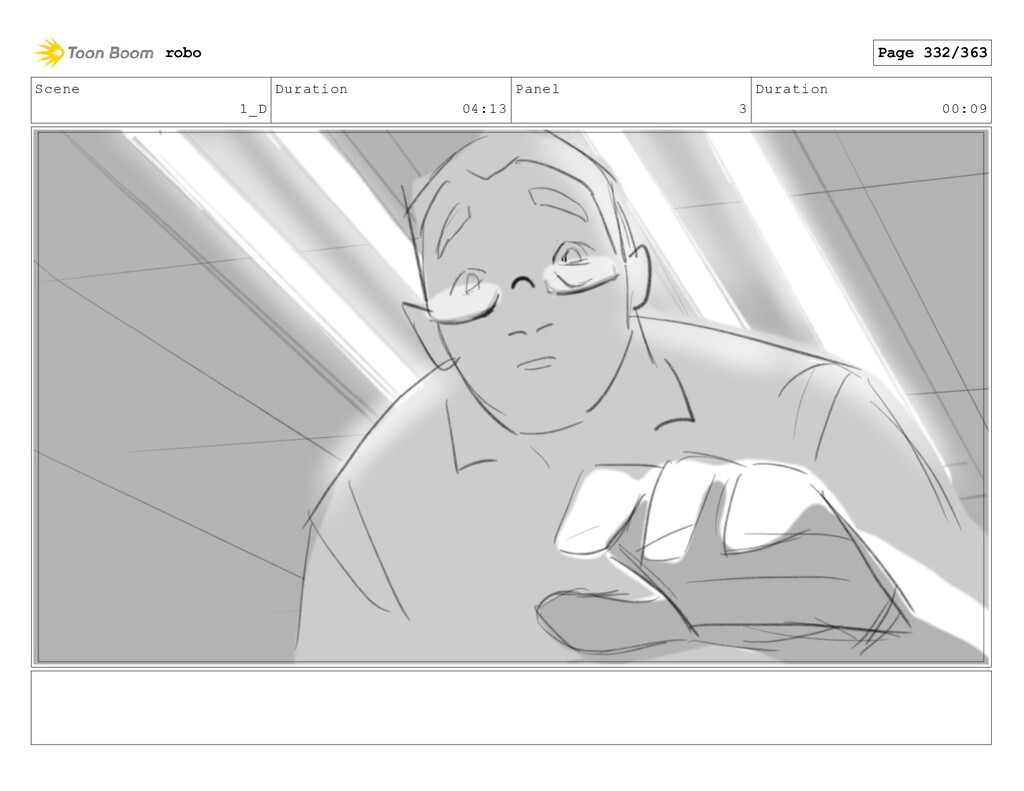 Scene 1_D Duration 04:13 Panel 3 Duration 00:09...