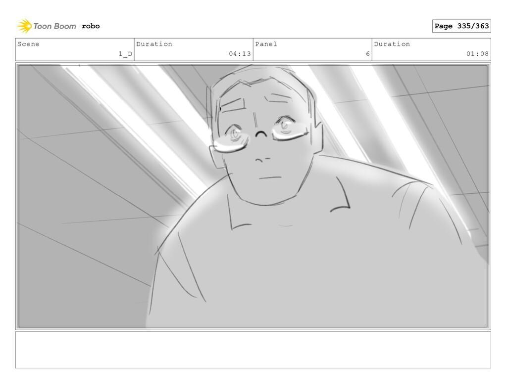 Scene 1_D Duration 04:13 Panel 6 Duration 01:08...