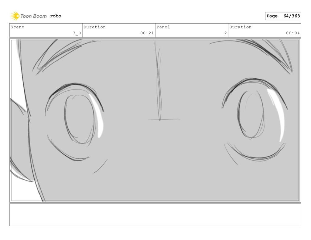 Scene 3_B Duration 00:21 Panel 2 Duration 00:04...