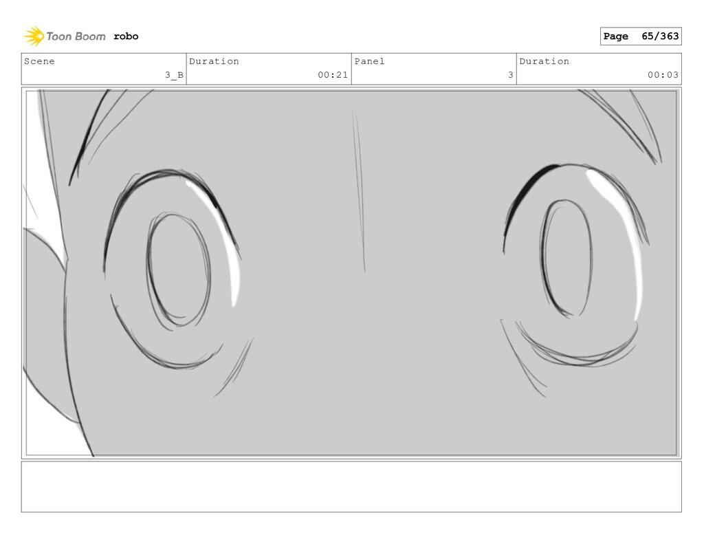 Scene 3_B Duration 00:21 Panel 3 Duration 00:03...