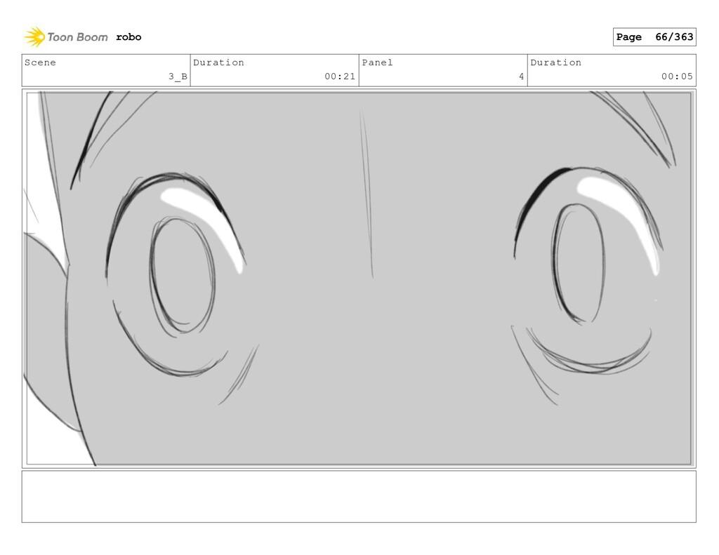 Scene 3_B Duration 00:21 Panel 4 Duration 00:05...