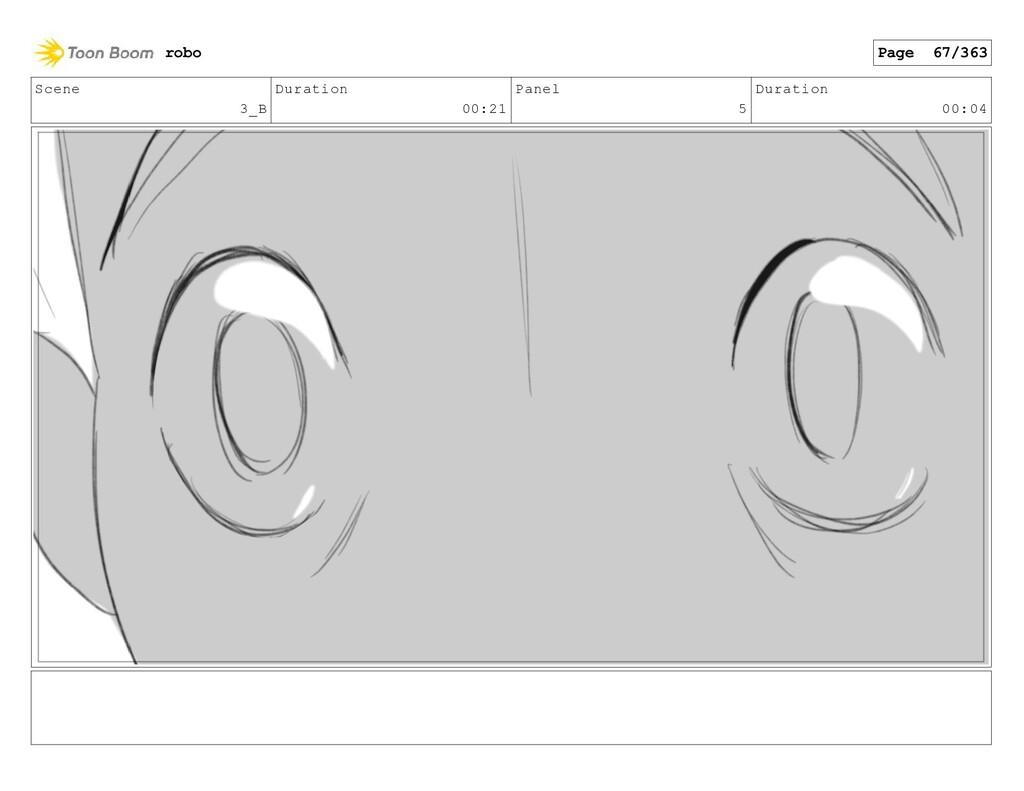 Scene 3_B Duration 00:21 Panel 5 Duration 00:04...