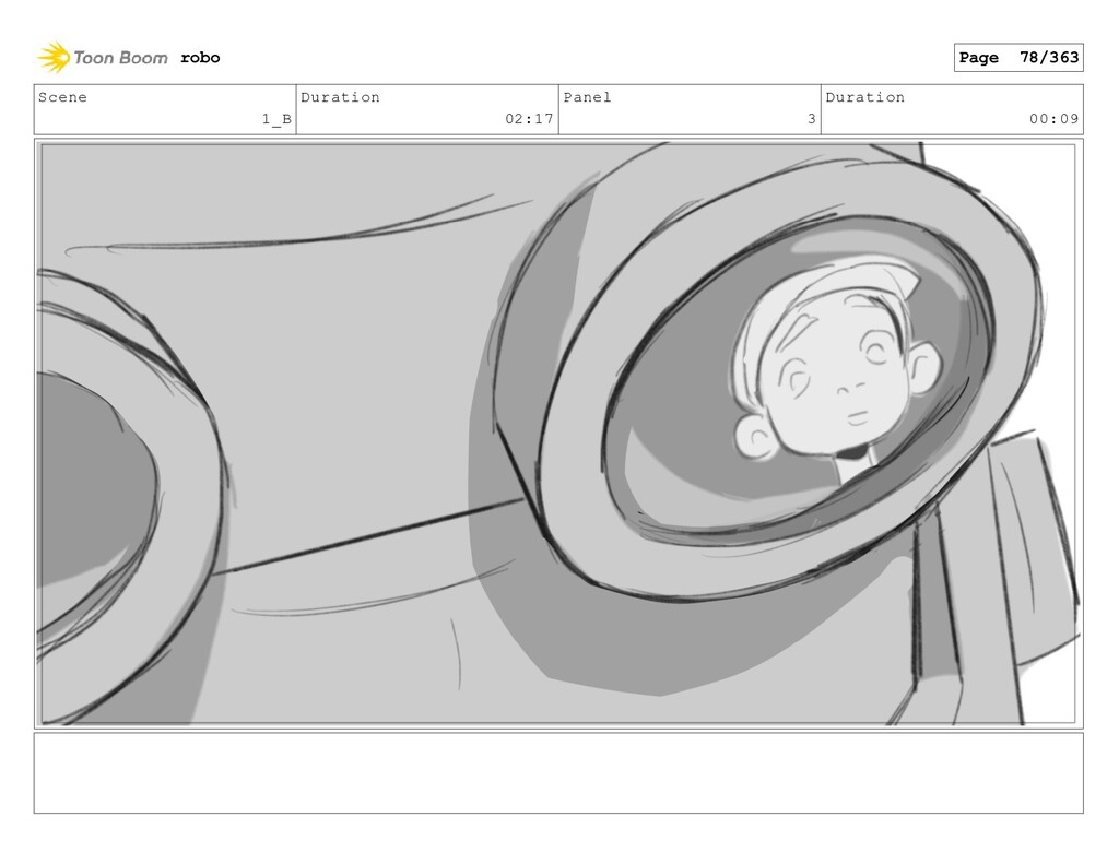 Scene 1_B Duration 02:17 Panel 3 Duration 00:09...