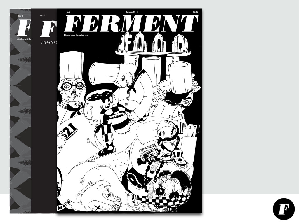 FERMENT No. 1 Winter 2010—11 £3 NAKED the issue...