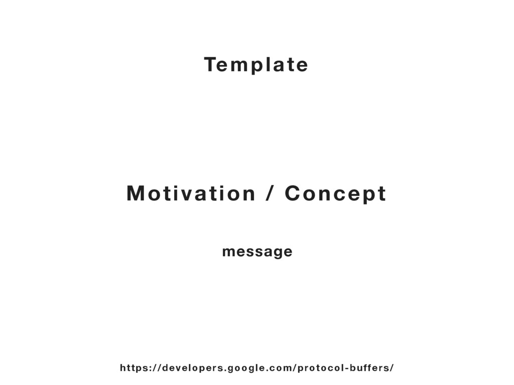Motivation / Concept https://developers.google....
