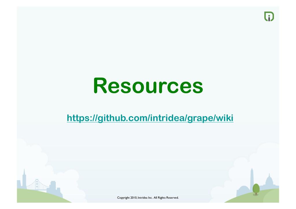Copyright 2010, Intridea Inc. All Rights Reserv...
