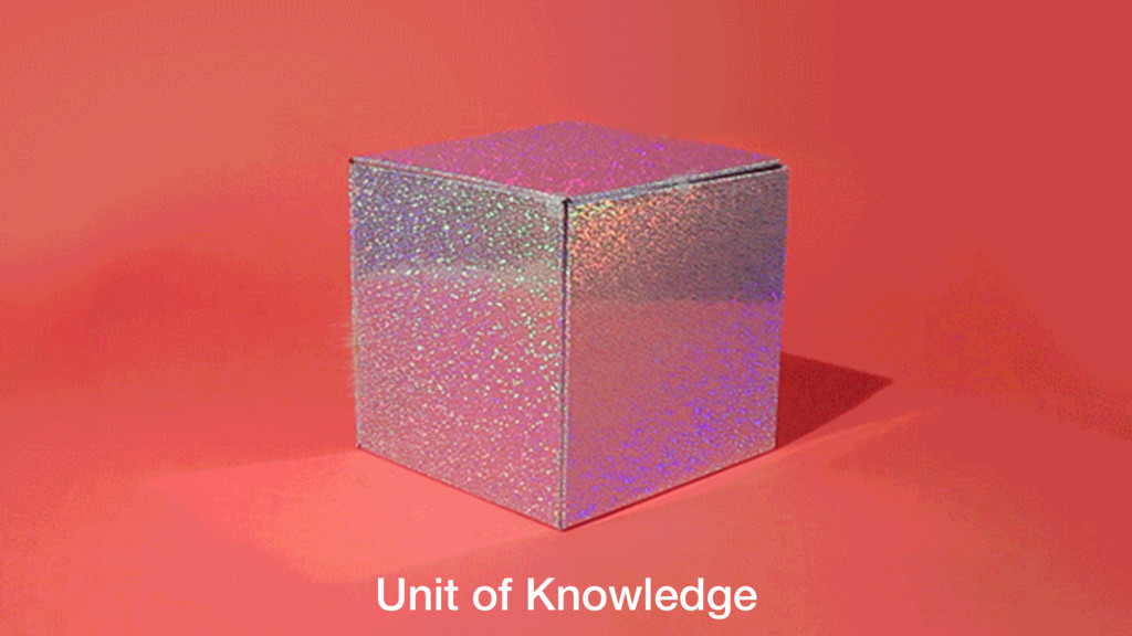 Unit of Knowledge