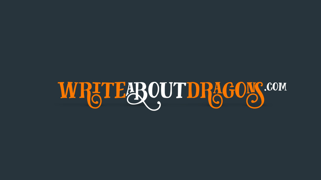 writeaboutdragons.com