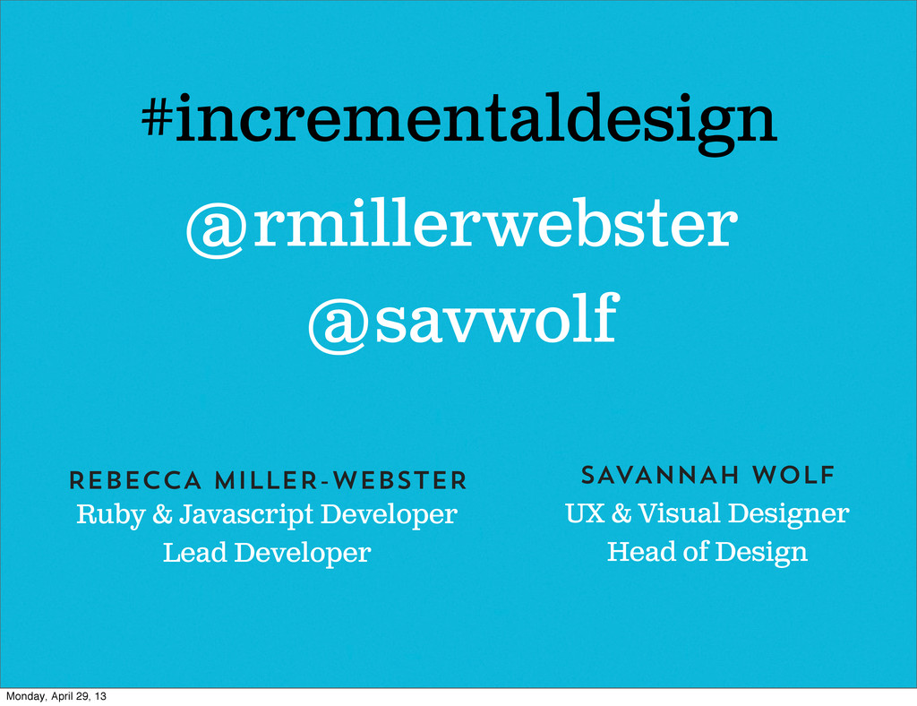 @rmillerwebster REBECCA MILLER-WEBSTER SAVANNAH...