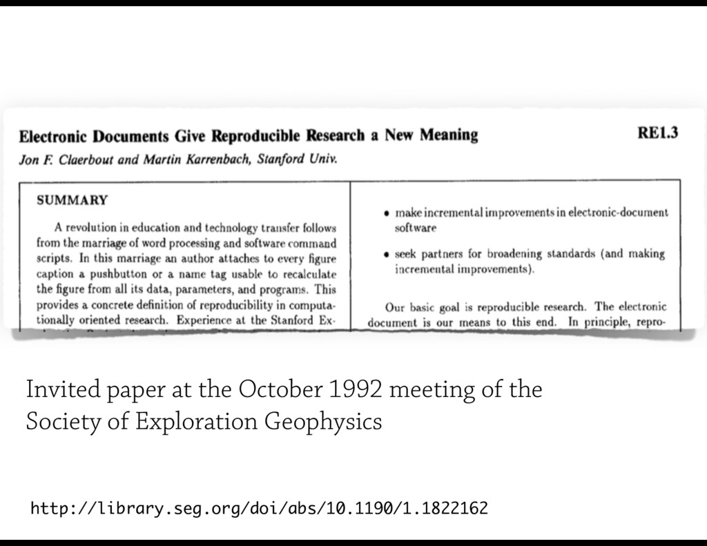 Invited paper at the October 1992 meeting of th...
