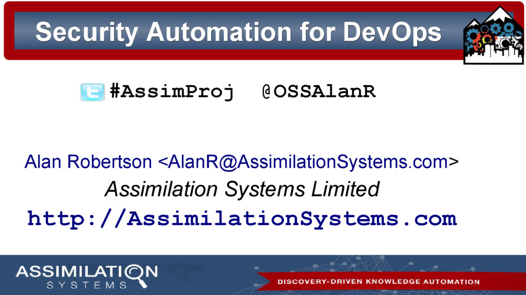 Security Automation for DevOps Security Automat...