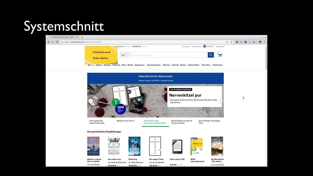 Systemschnitt Welt,bleib wach! Online-Bücher We...
