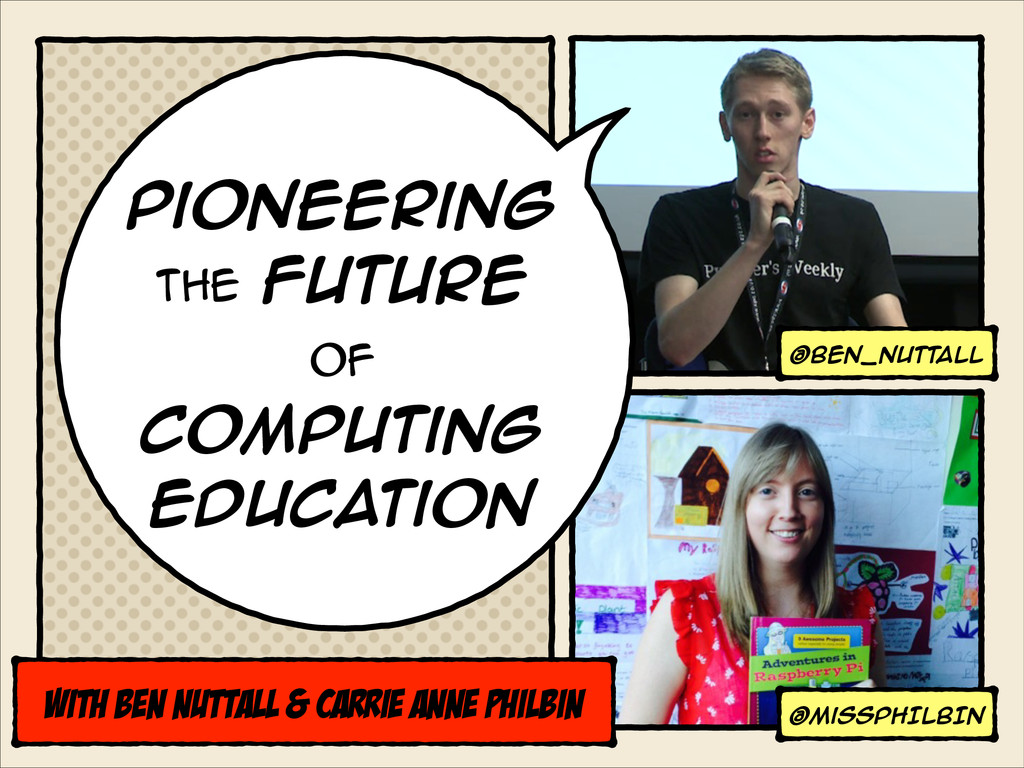 Pioneering the Future of Computing Education Wi...
