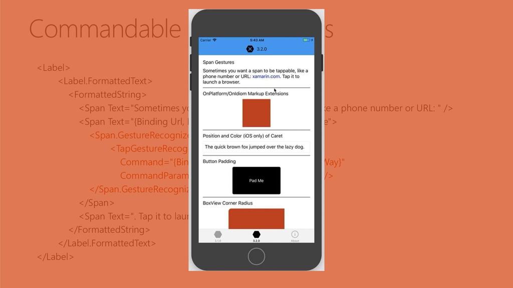 Commandable Span Gestures <Label> <Label.Format...