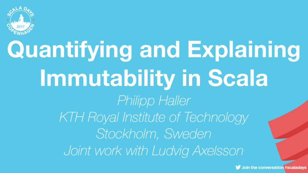 Quantifying and Explaining Immutability in Scal...