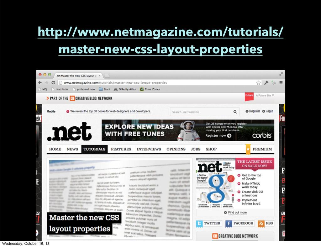 http://www.netmagazine.com/tutorials/ master-ne...