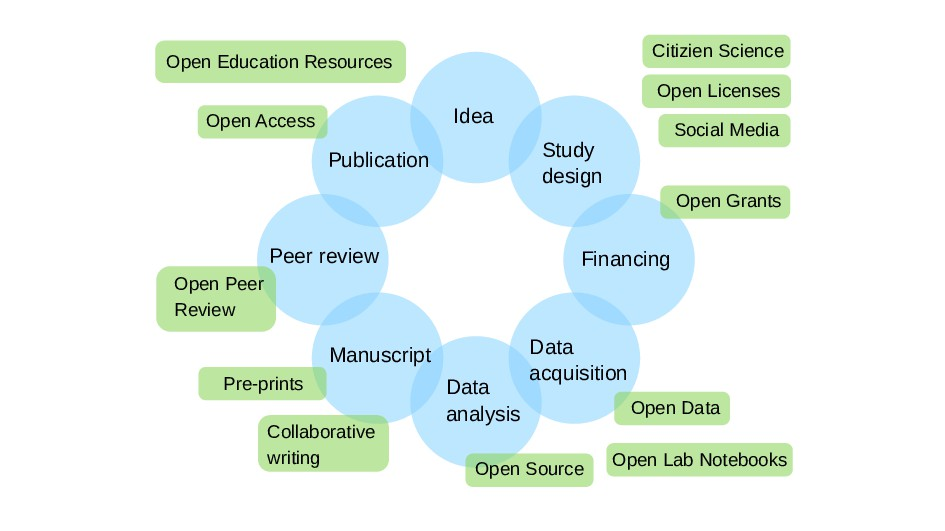 Idea Study design Financing Data acquisition Da...
