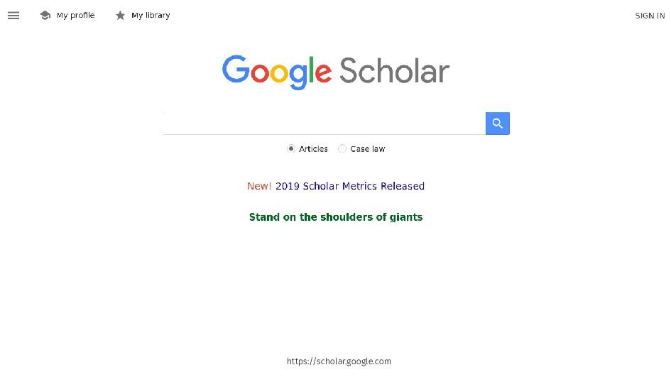https://scholar.google.com