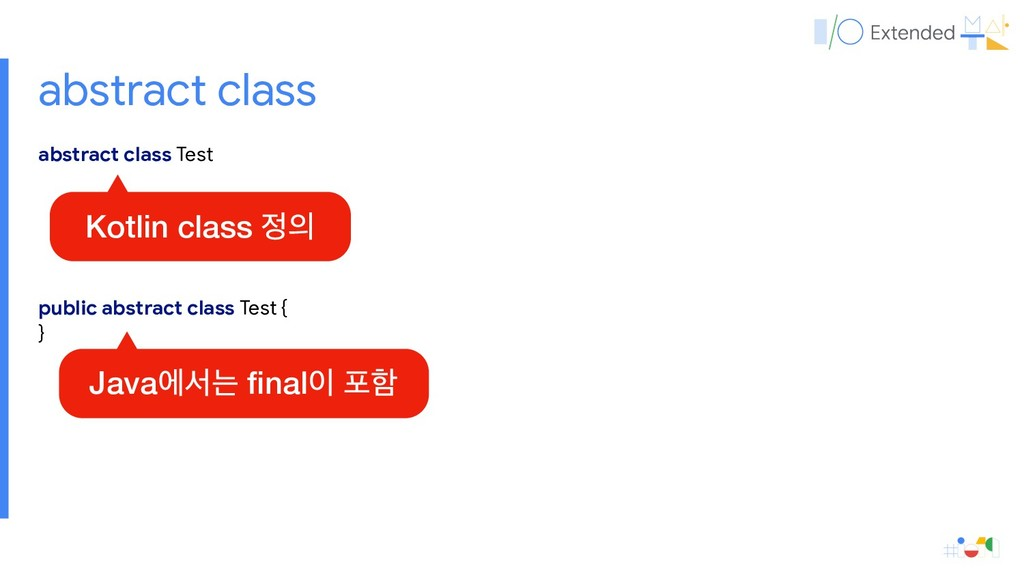 abstract class abstract class Test  public abst...