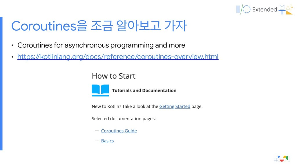 • Coroutines for asynchronous programming and m...