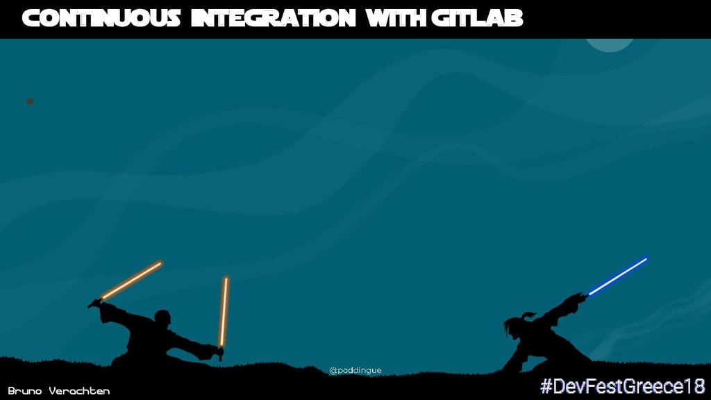 Bruno Verachten ● Continuous integration with G...