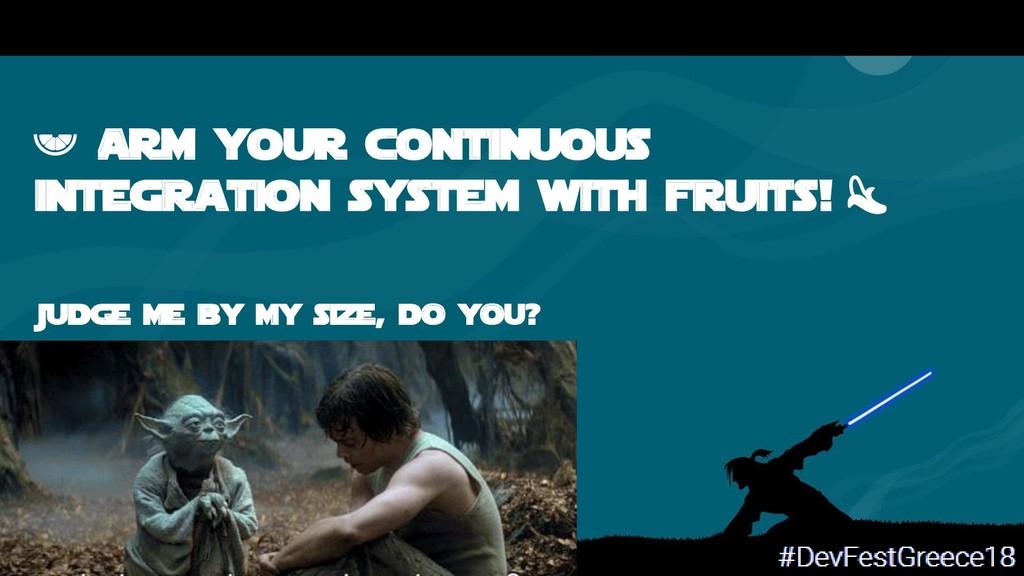 Bruno Verachten  ARM your continuous integratio...