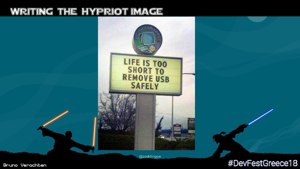 Bruno Verachten 41 Writing the Hypriot image RE...