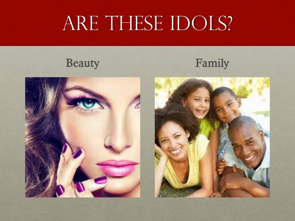 Are these idols? Beauty Family