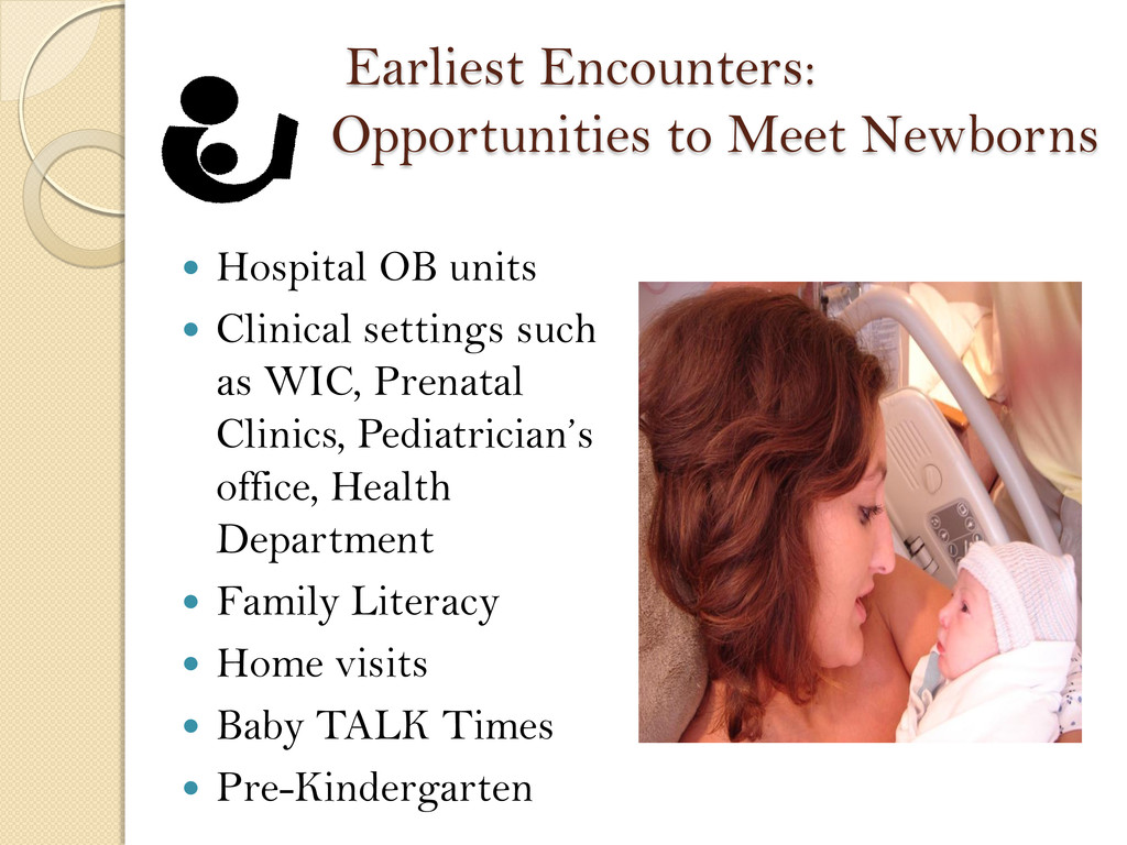 Earliest Encounters: Opportunities to Meet Newb...