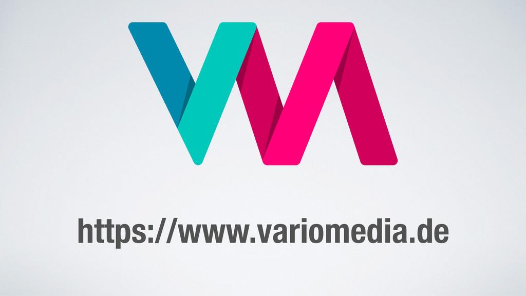 https://www.variomedia.de