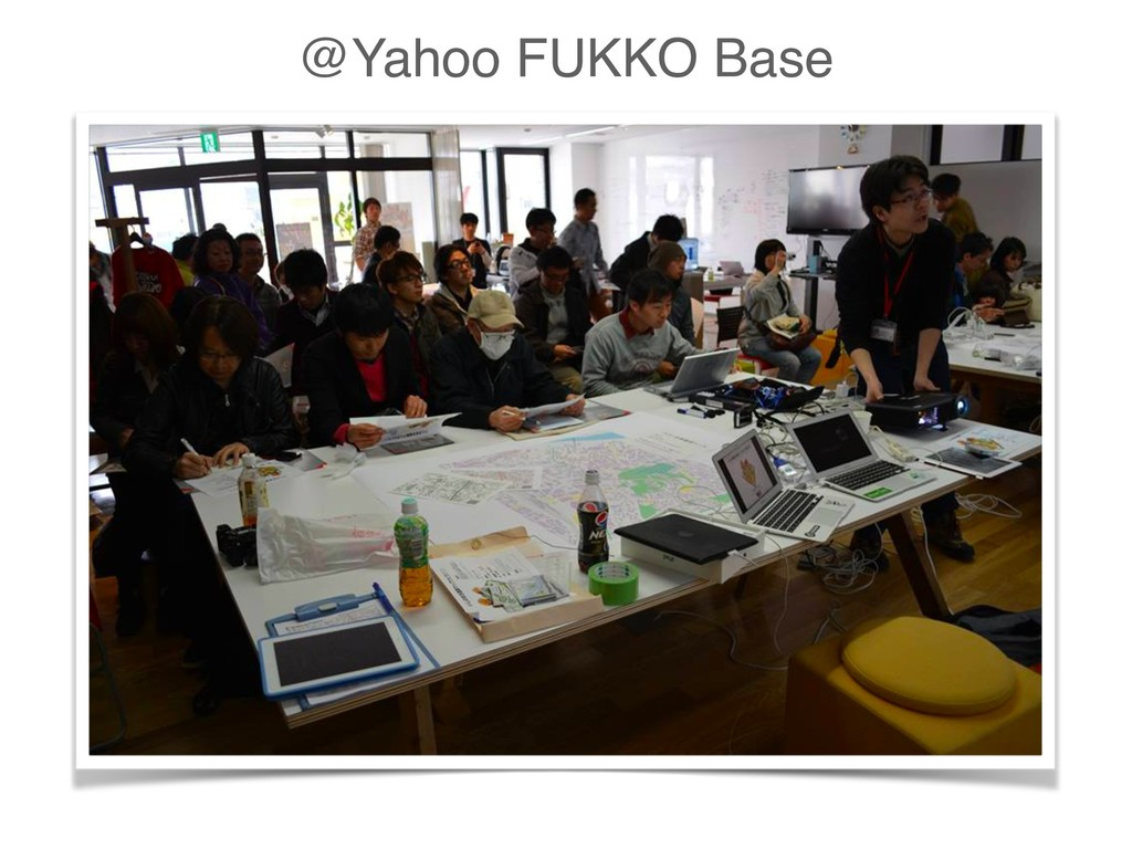 @Yahoo FUKKO Base