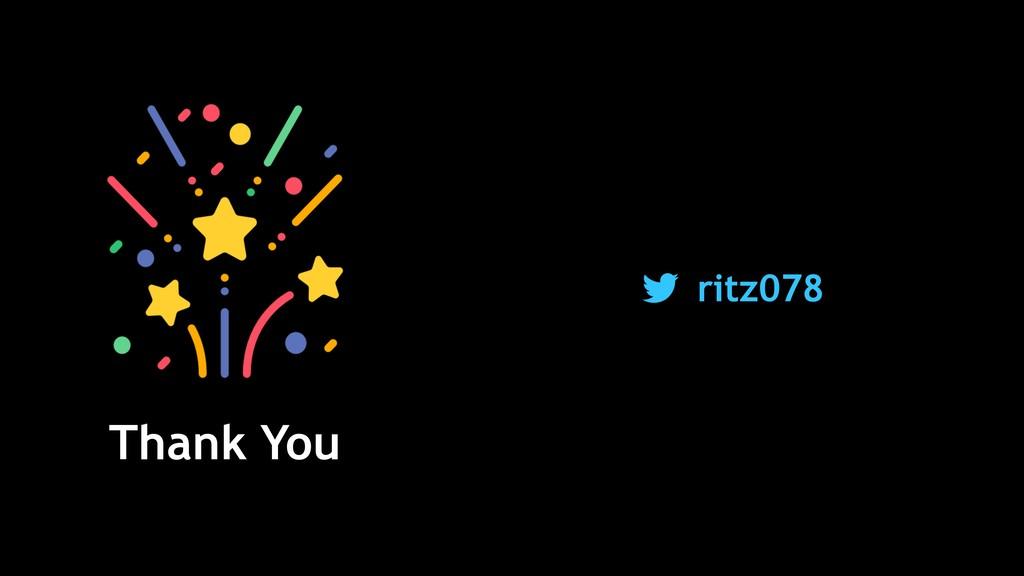 Thank You ritz078