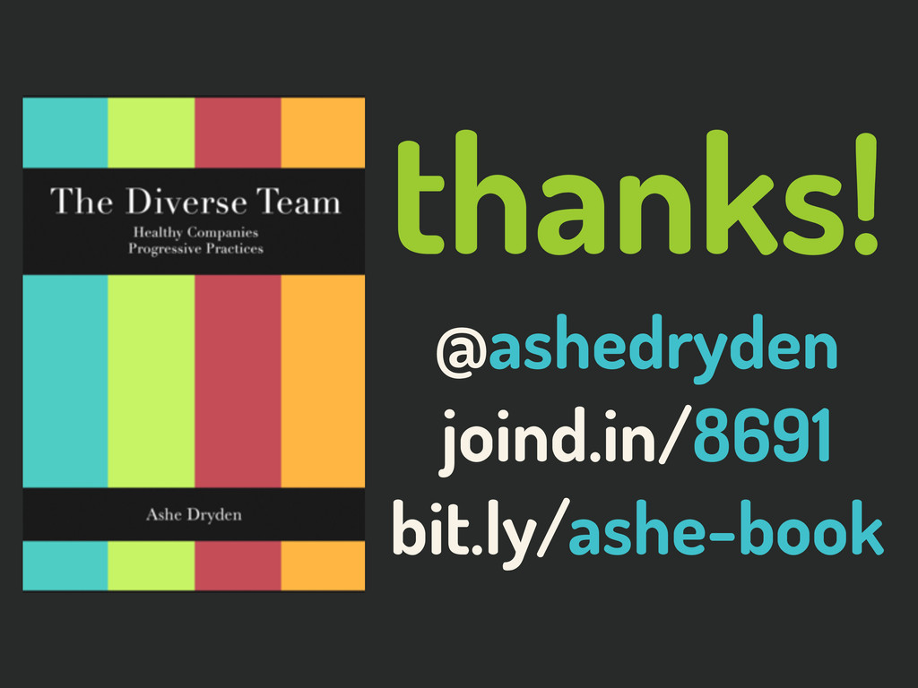 @ashedryden thanks! @ashedryden joind.in/8691 b...