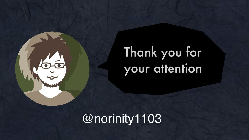 @norinity1103 Thank you for your attention