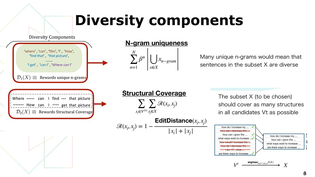 Diversity components 8 Where can I get that mov...