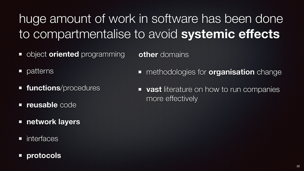 huge amount of work in software has been done t...