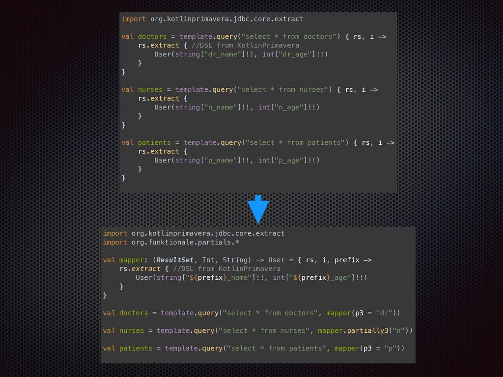 import org.kotlinprimavera.jdbc.core.extract va...
