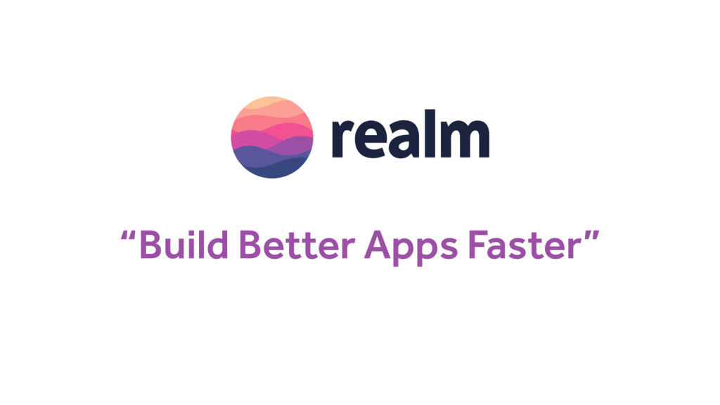 """Build Better Apps Faster"""