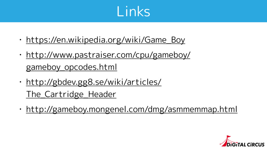 Links • https://en.wikipedia.org/wiki/Game_Boy ...