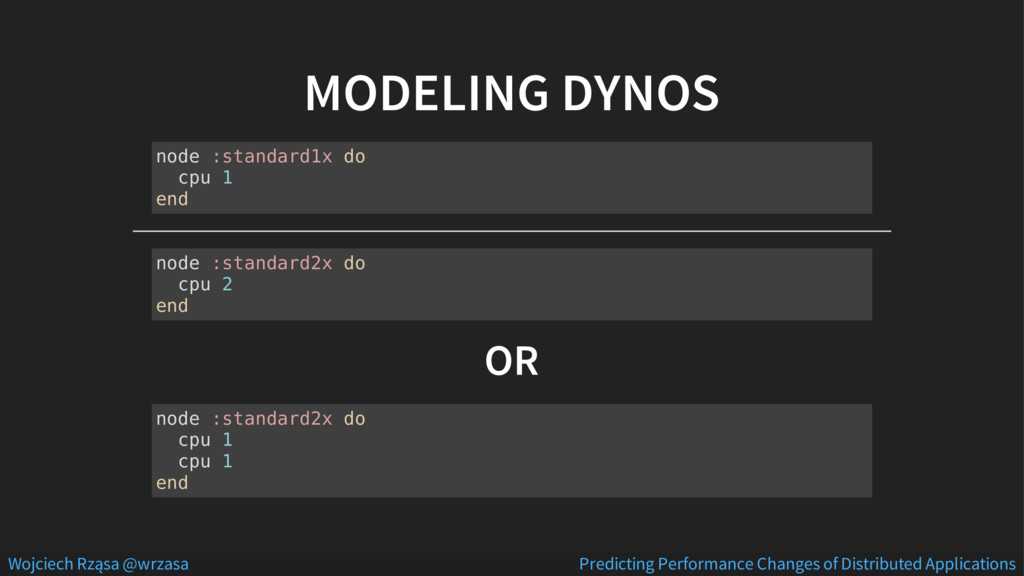 MODELING DYNOS OR node :standard1x do cpu 1 end...