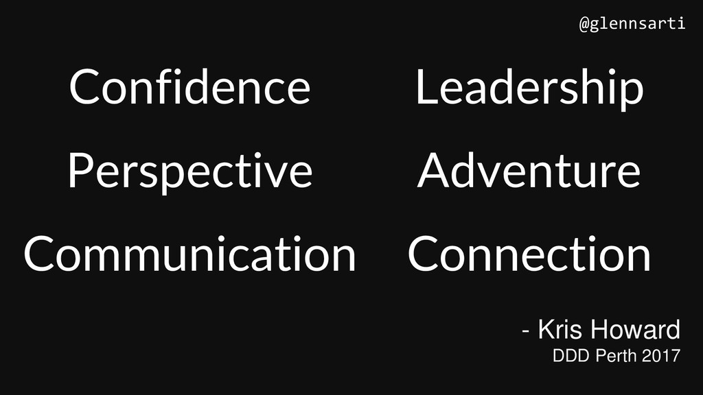 Confidence Leadership Perspective Adventure Com...