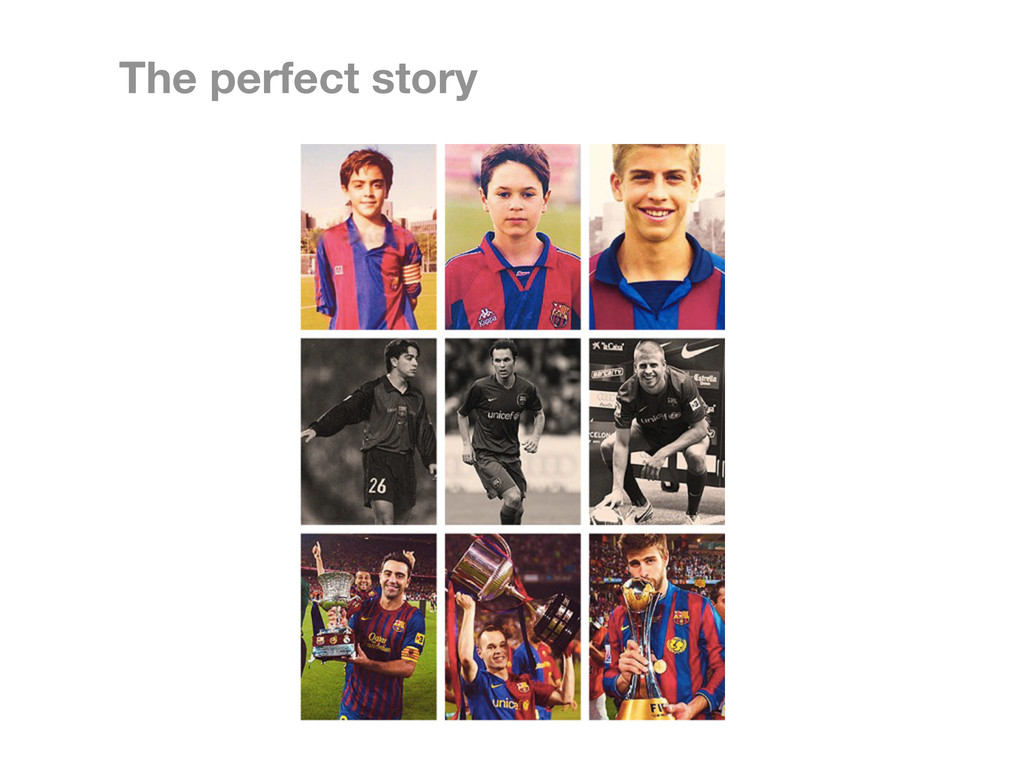 The perfect story