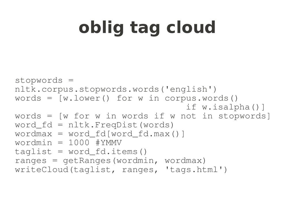 oblig tag cloud stopwords = nltk.corpus.stopwor...