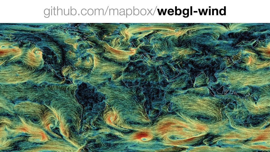 github.com/mapbox/webgl-wind