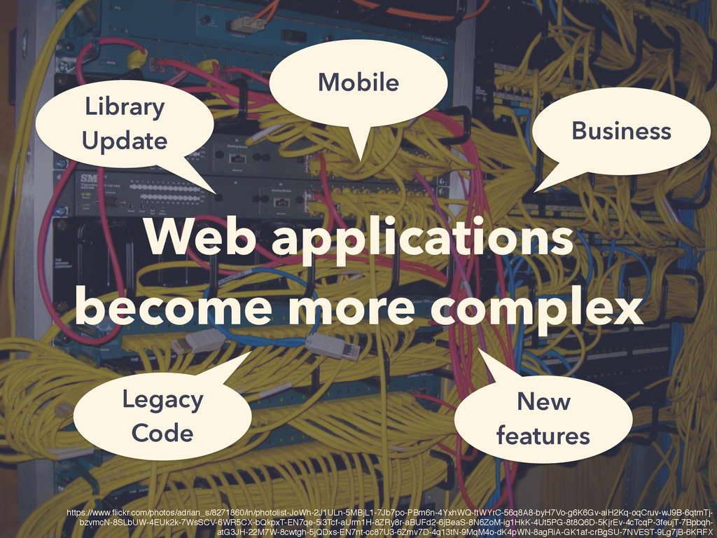Web applications become more complex https://ww...
