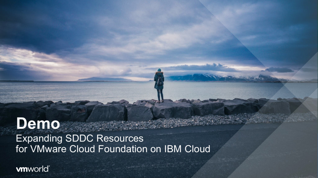 Demo Expanding SDDC Resources for VMware Cloud ...