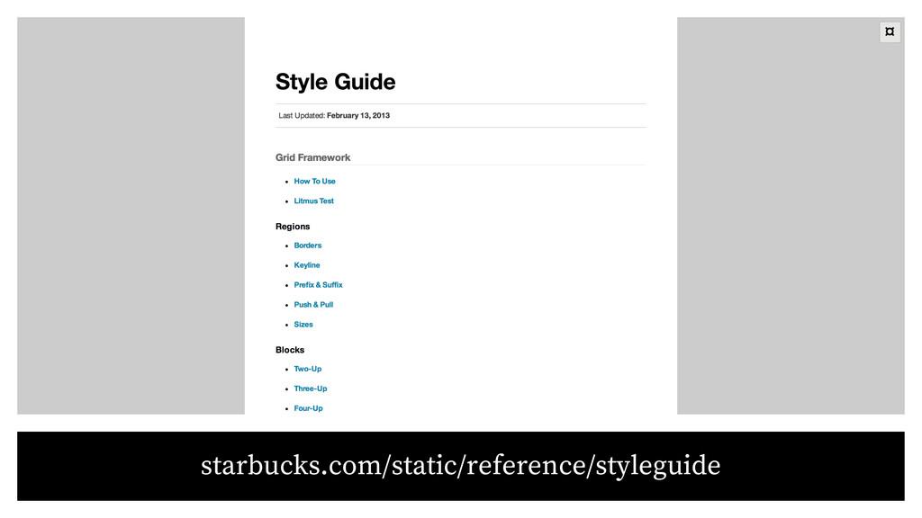 starbucks.com/static/reference/styleguide