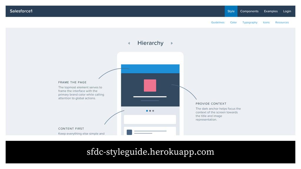 sfdc-styleguide.herokuapp.com