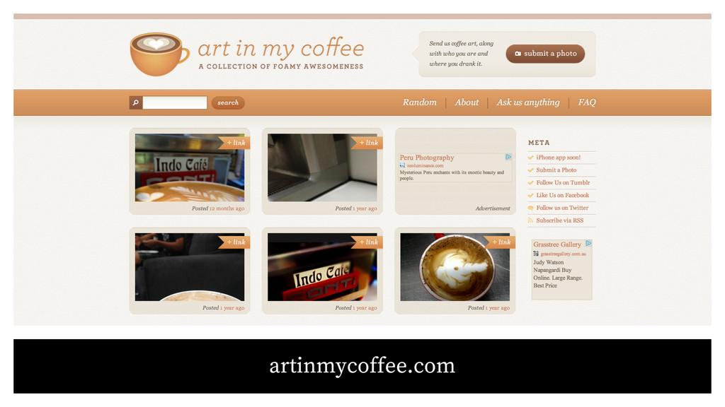 artinmycoffee.com